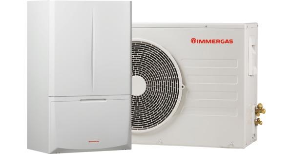 Magis combo l ibrido intelligente e compatto con pompa di for Asciugatrici condensazione o pompa di calore