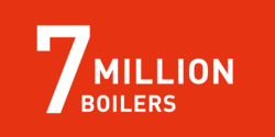 55Th IMMERGAS ANNIVERSARY 7 MILLION BOILERS PRODUCED