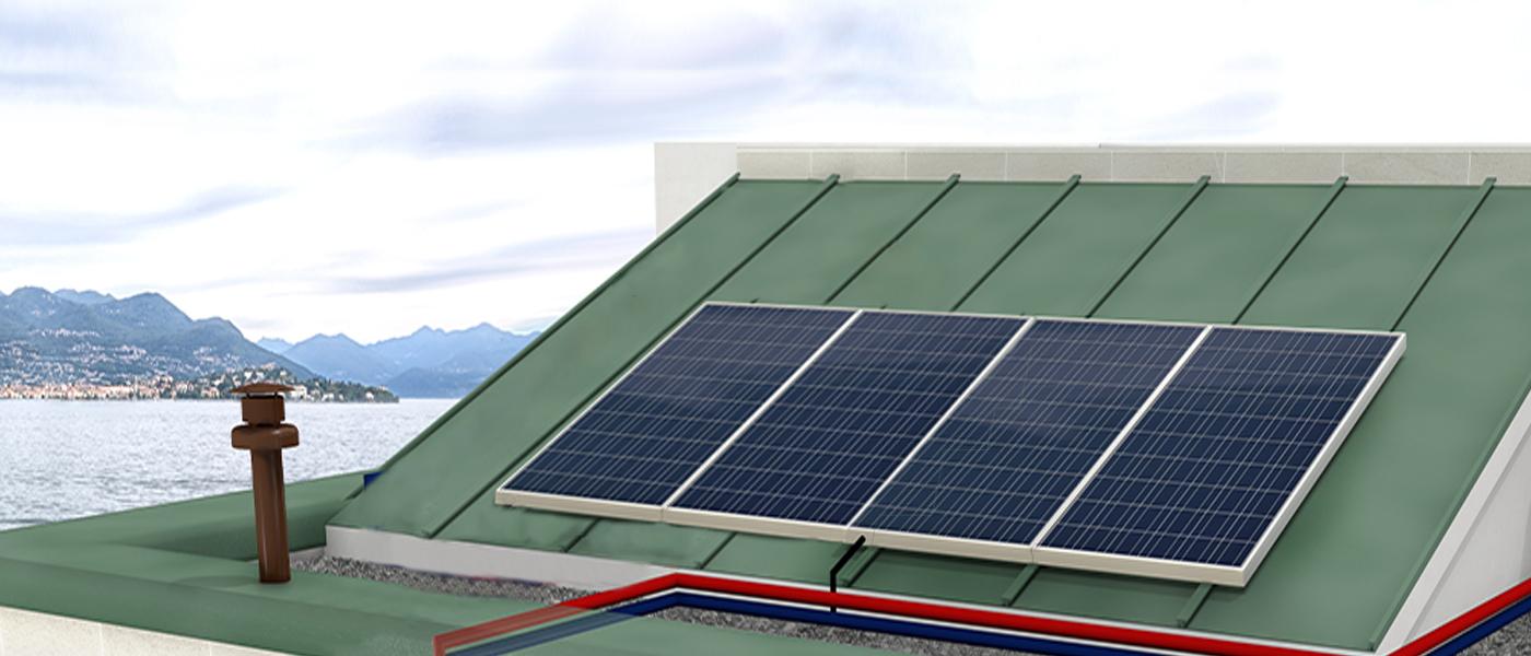 Vendere Energia Elettrica Da Fotovoltaico solare fotovoltaico - immergas