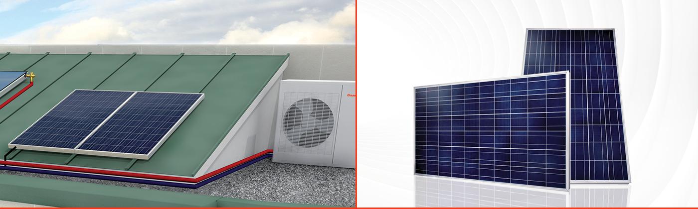 Schema Collegamento Fotovoltaico : Solare fotovoltaico immergas
