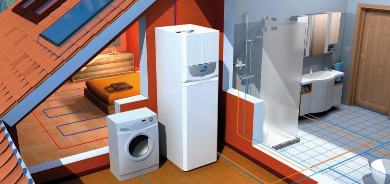 Pannello Solare Immergas : Flessibilità di installazione immergas