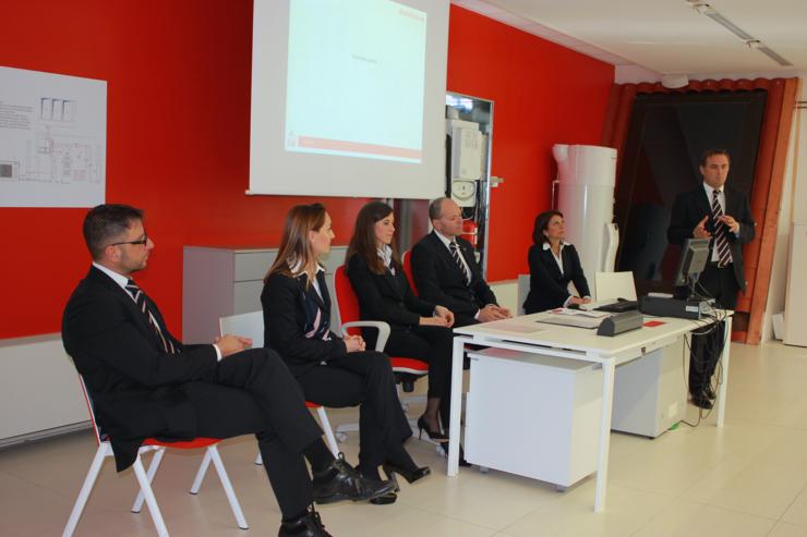 Ufficio Job Placement Bicocca : News detail immergas
